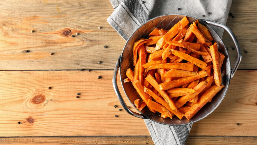 Are sweet potatoes really healthier than other potatoes?