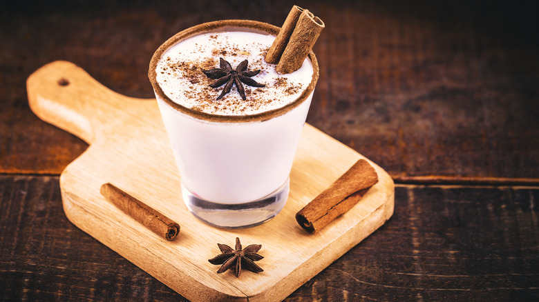 Benefits of eggnog you never expected