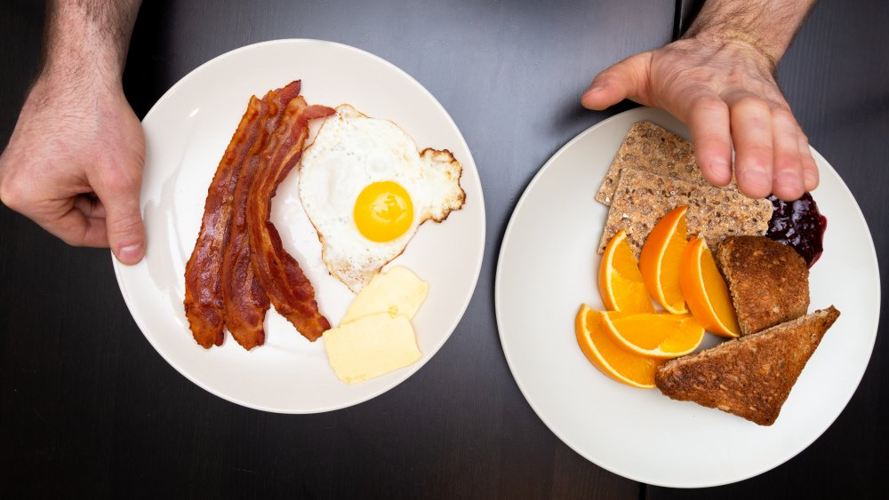low-carb and no-carb diets