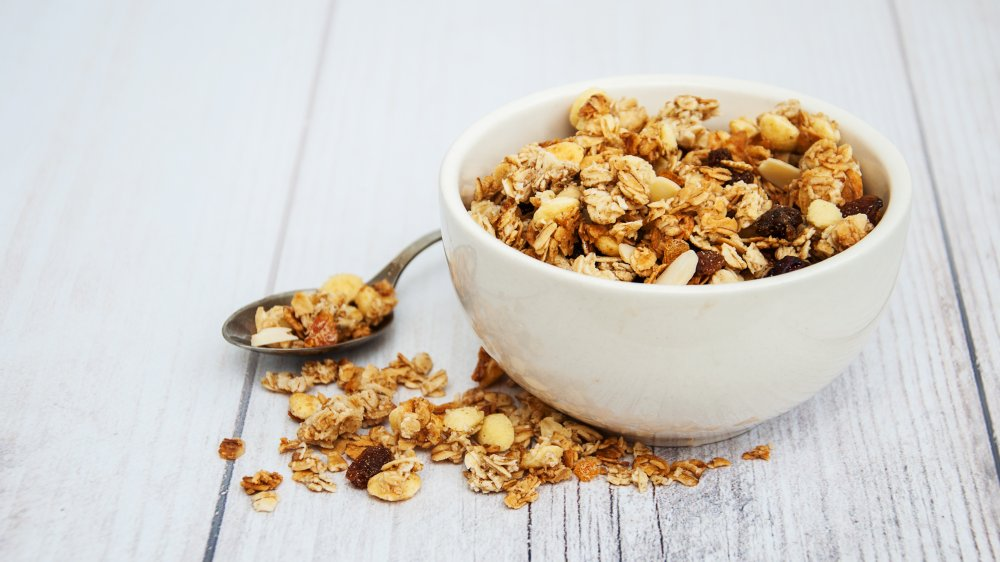 Granola isn't as healthy as you think it is. Here's why