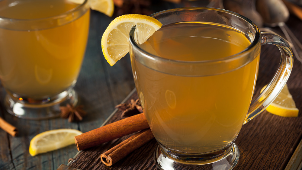 Here's how hot toddies really benefit your health