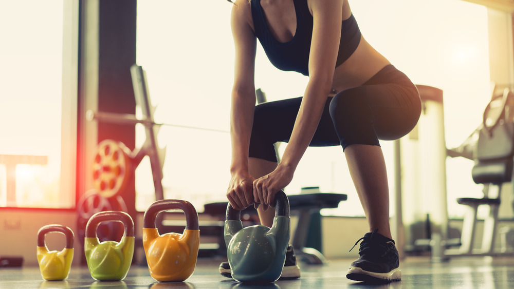 Here's what lifting weights really does to your body