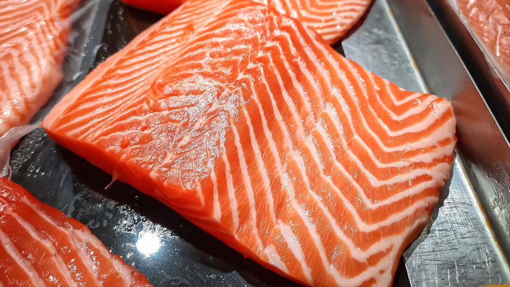 The Big Difference Between Wild Salmon And Farmed Salmon