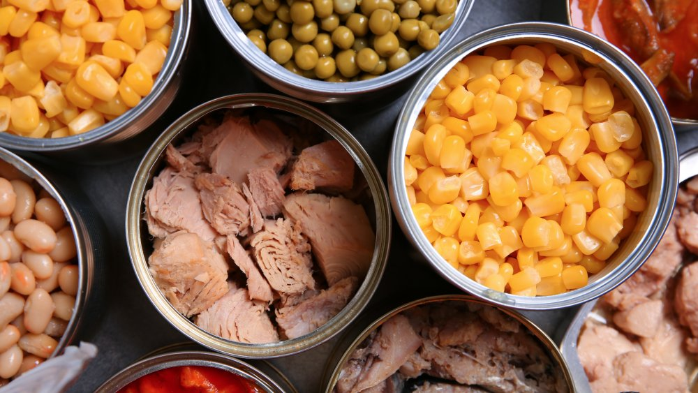 The harmful chemical that might be in your canned food