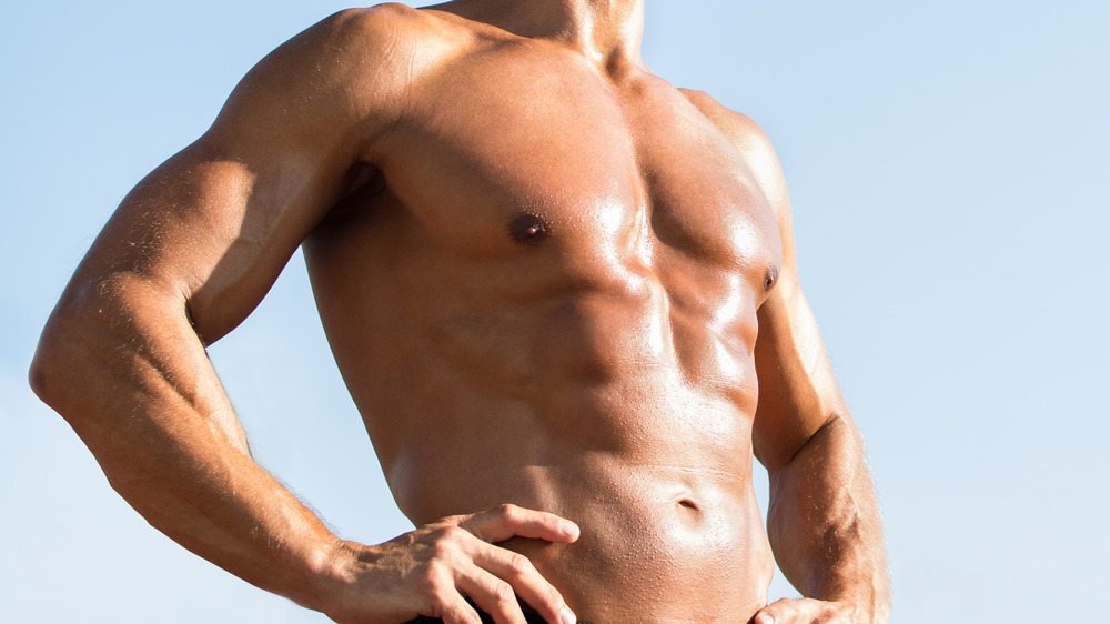 The 'perfect male body' has changed a lot in the last decade