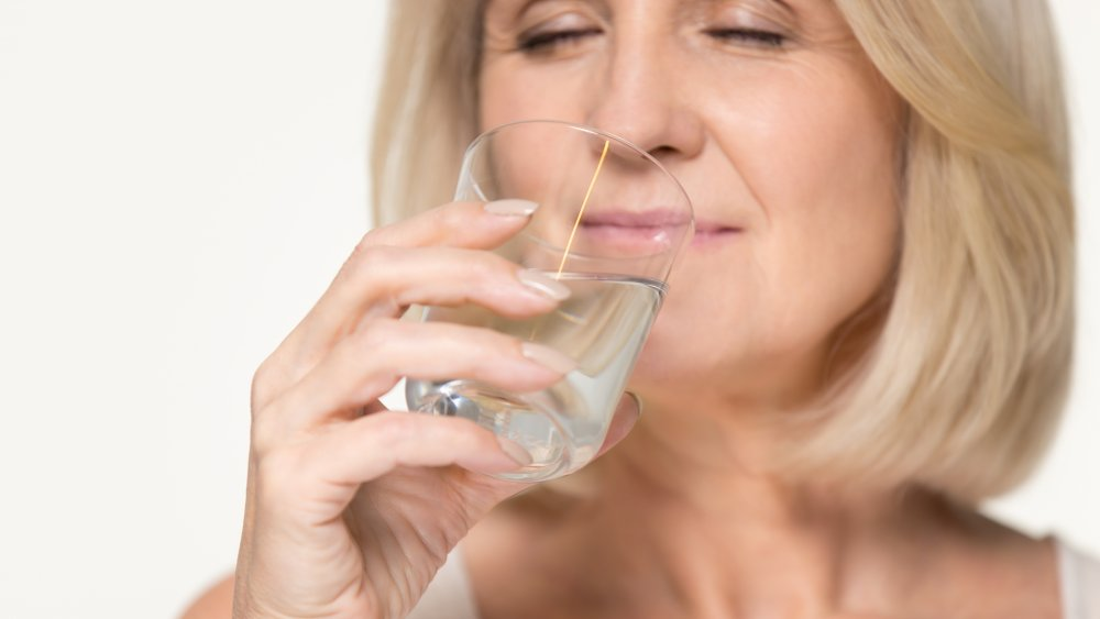 The real reason you should drink more water as you age