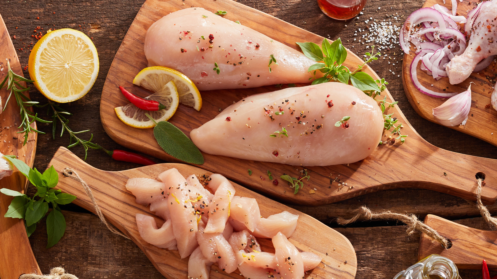 What happens if you accidentally eat raw chicken?