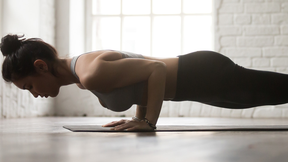 This trick will make doing pushups much easier