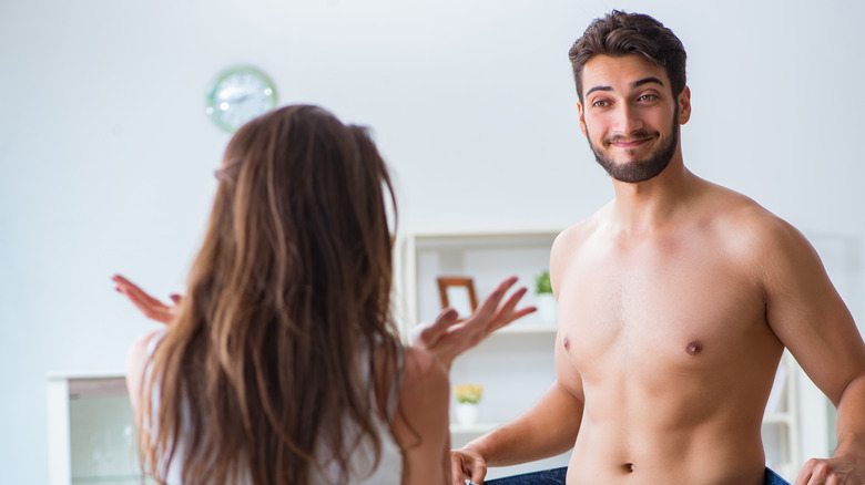 Why weight loss might put your relationship in danger