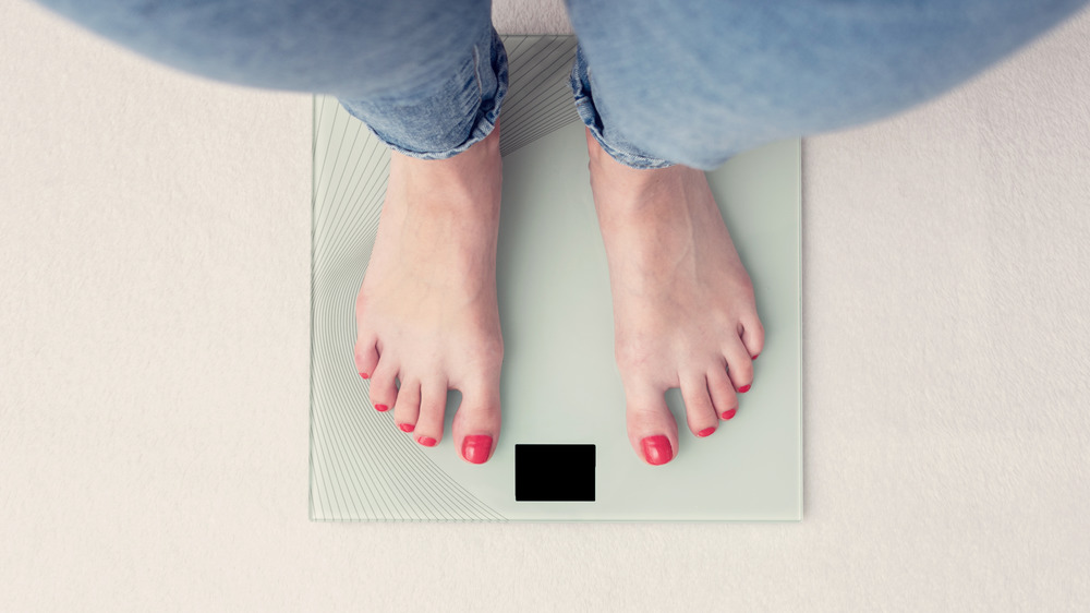 weight gain from spending too much time inside